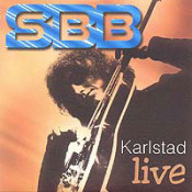 Karlstad Live by SBB album cover
