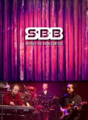 Behind the Iron Curtain by SBB album cover