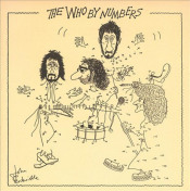 By Numbers by WHO, THE album cover