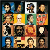 Face Dances by WHO, THE album cover