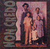 Happy Wretched Family by NON CREDO album cover