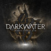 Where Stories End by DARKWATER album cover