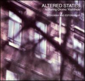 Lithuania and Estonia Live (featuring Otomo Yoshihide) by ALTERED STATES album cover