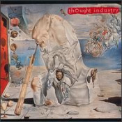 Mods Carve The Pig  by THOUGHT INDUSTRY album cover