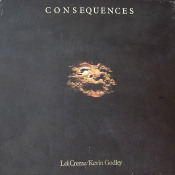 Consequences by GODLEY & CREME album cover