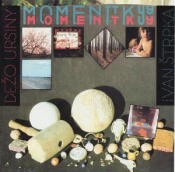 Momentky by URSINY, DEZO album cover