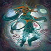 The Afterman: Ascension by COHEED AND CAMBRIA album cover