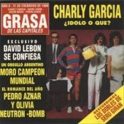 La Grasa de las Capitales by SERU GIRAN album cover