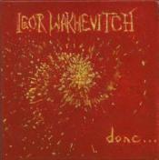 Donc... by WAKHEVITCH, IGOR album cover