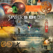 The First Twenty Years by SPOCK'S BEARD album cover