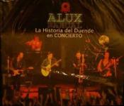 La Historia del Duende en Concierto by ALUX NAHUAL album cover