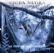 La Voz de los Bosques by VIUDA NEGRA album cover