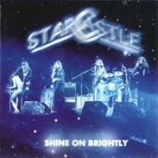 Shine On Brightly by STARCASTLE album cover