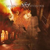 Waiting in the Wings by SEVENTH WONDER album cover