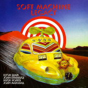 Soft Machine Legacy by SOFT MACHINE LEGACY album cover