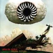 Radian Futura by UPSILON ACRUX album cover