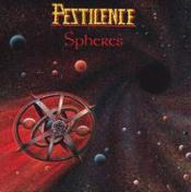 Spheres by PESTILENCE album cover