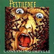 Consuming Impulse by PESTILENCE album cover