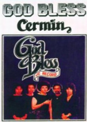 Cermin by GOD BLESS album cover