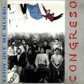 Estoy que me Muero by CONGRESO album cover