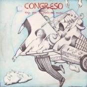 Viaje por la Cresta del Mundo by CONGRESO album cover