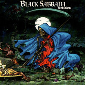 Forbidden by BLACK SABBATH album cover