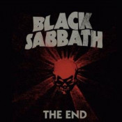 The End by BLACK SABBATH album cover