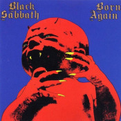 Born Again by BLACK SABBATH album cover