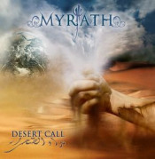 Desert Call by MYRATH album cover