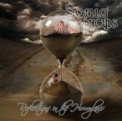 Reflections In The Hourglass by SONIQ CIRCUS album cover