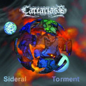 Sideral Torment by CARCARIASS album cover