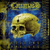 The Killing Process by CARCARIASS album cover