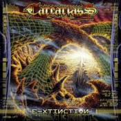 E-xtinction by CARCARIASS album cover