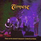The 10th Anniversary Compilation  by TEMPEST album cover