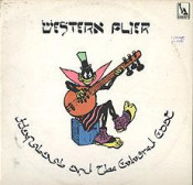 Western Flier by HAPSHASH AND THE COLOURED COAT album cover