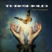 March Of Progress by THRESHOLD album cover