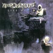 Live by NECROMANDUS album cover