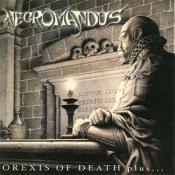 Orexis of Death by NECROMANDUS album cover