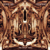 The Split Thing (with Vespero) by ZONE SIX album cover
