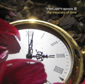 The Measure Of The Time by NEVERNESS album cover