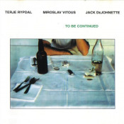 To Be Continued by RYPDAL, TERJE album cover