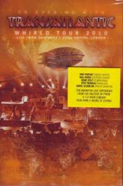 Whirld Tour 2010 Live in London by TRANSATLANTIC album cover