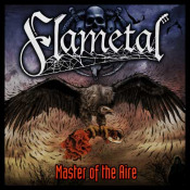 Master of the Aire by FLAMETAL album cover