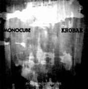 [Long Forgotten Road] (Split with Monocube) by KROBAK album cover
