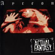 Actual Fantasy by AYREON album cover