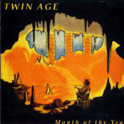Month Of The Year by TWIN AGE album cover