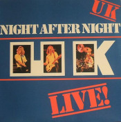 Night After Night  by UK album cover