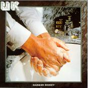 Danger Money by UK album cover