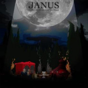 Under The Shadow Of The Moon by JANUS album cover