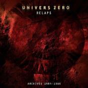 Relaps by UNIVERS ZERO album cover